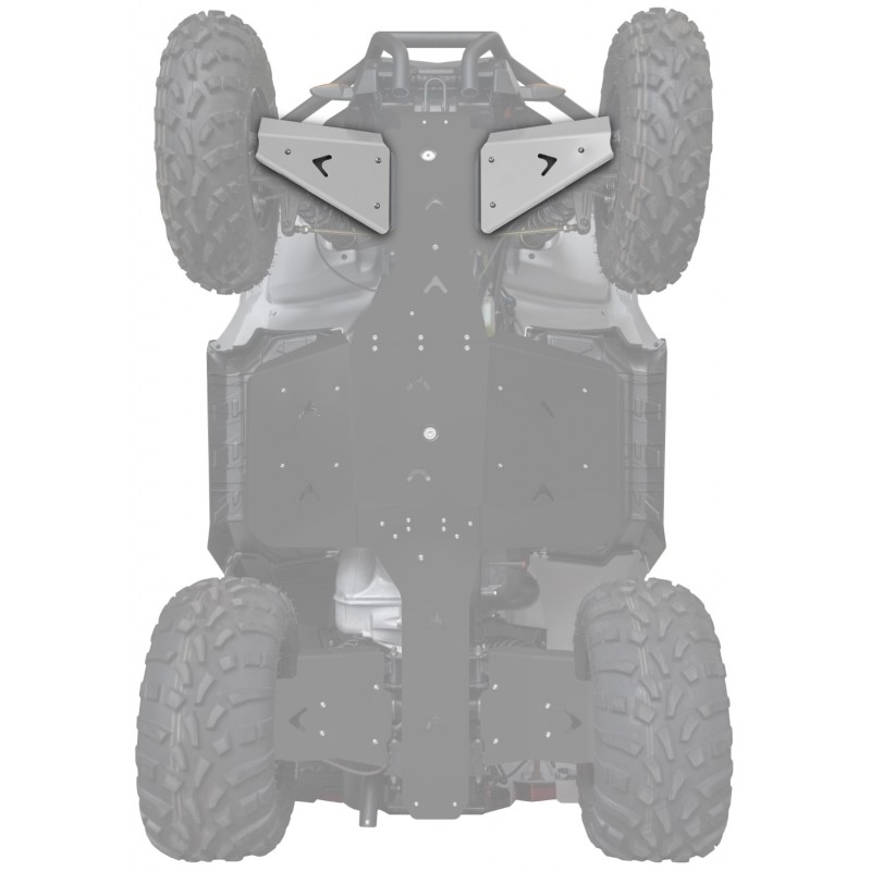 XRW A-Arms Guards