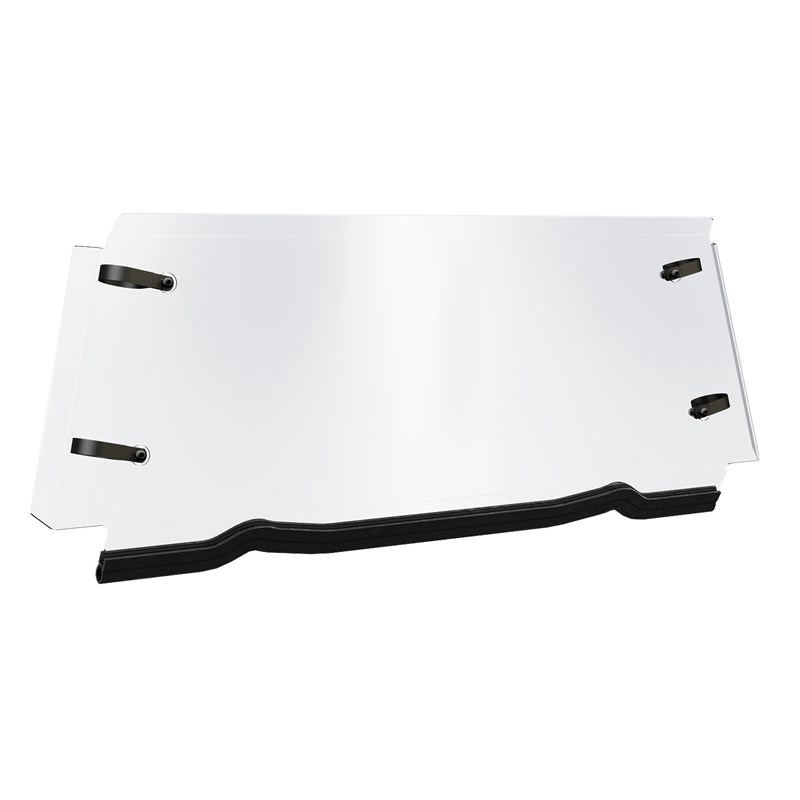 Polaris Half Poly Windshield