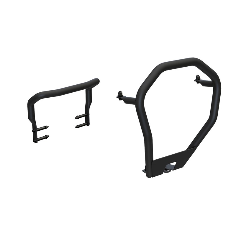 Polaris Front & Rear Brushguard Set
