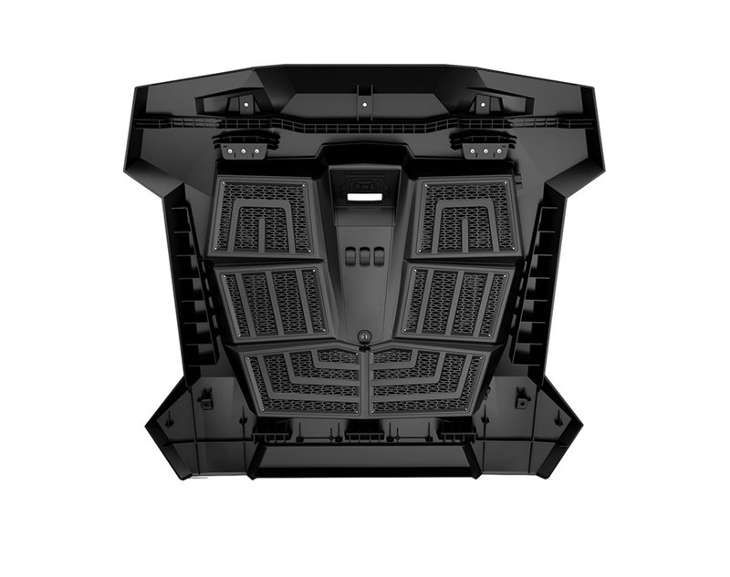 Polaris S4 Audio Roof