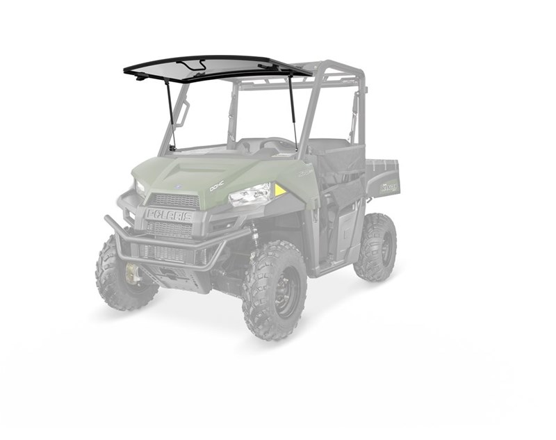 Polaris Tip-Out Windshield Glass